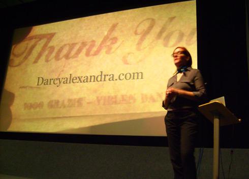 Darcy Alexandra